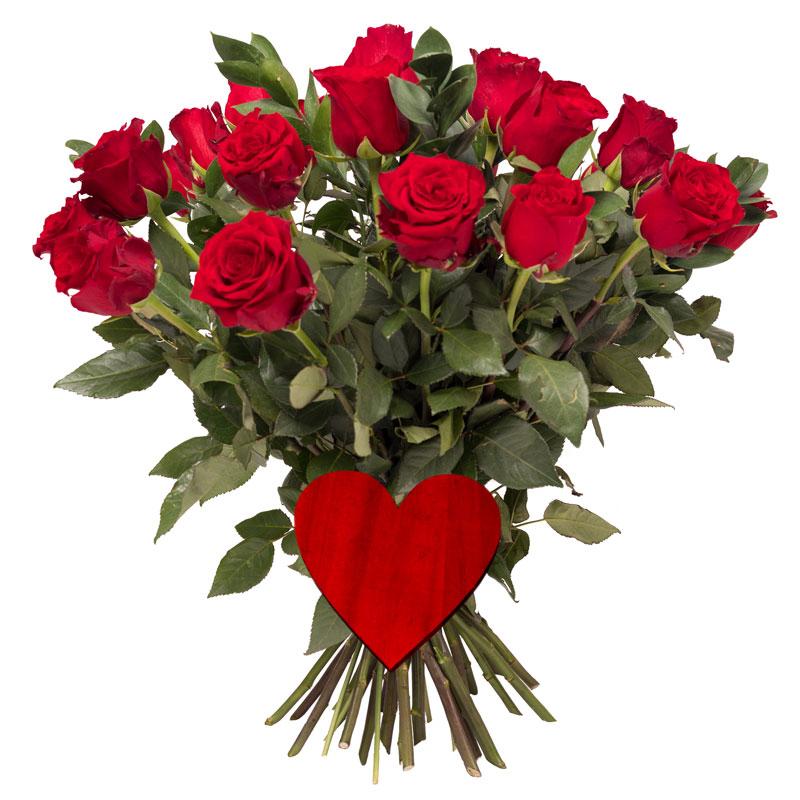 Bukiet Walentynkowy Laflora
