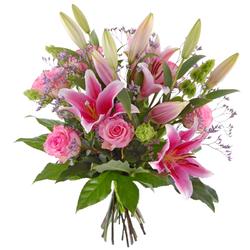 Bukiet z lilii