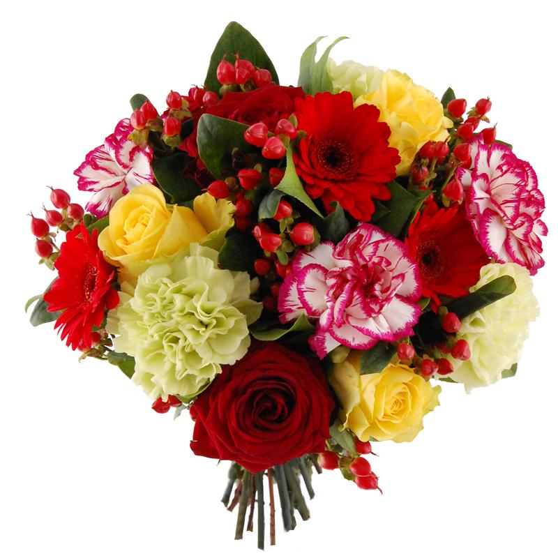 Urocza chwila Kwiaty