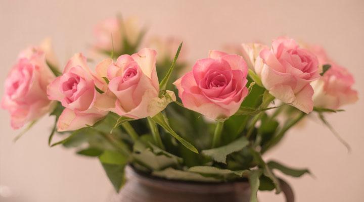 Цветы на именины